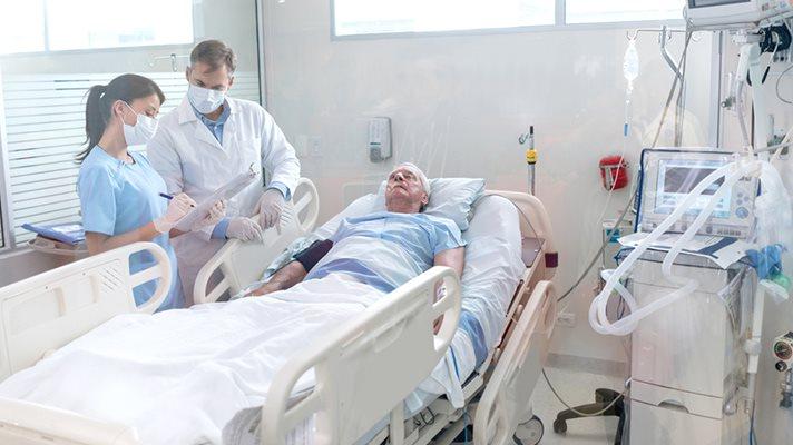Người bị đau thắt ngực không ổn định thường phải nhập viện điều trị
